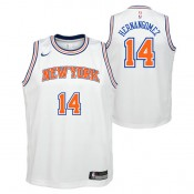 Original Willie Hernangomez - Adolescentes New York Knicks Nike Statement Swingman Camiseta de la NBA