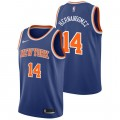 Willie Hernangomez - Hombre New York Knicks Nike Icon Swingman Camiseta de la NBA Tienda