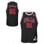 Youth Chicago Bulls Dennis Rodman Hardwood Classics Alernate Swingman Camiseta Ventas Baratas Aragón