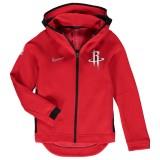 Comprar Youth Houston Rockets Rojo Showtime Full-Zip Performance Chaqueta Online