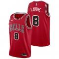 Zach Lavine - Hombre Chicago Bulls Nike Icon Swingman Camiseta de la NBA En Venta