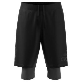 adidas D Lillard 2in1 Pantalones cortos - Utility Negro - Hombre En Venta