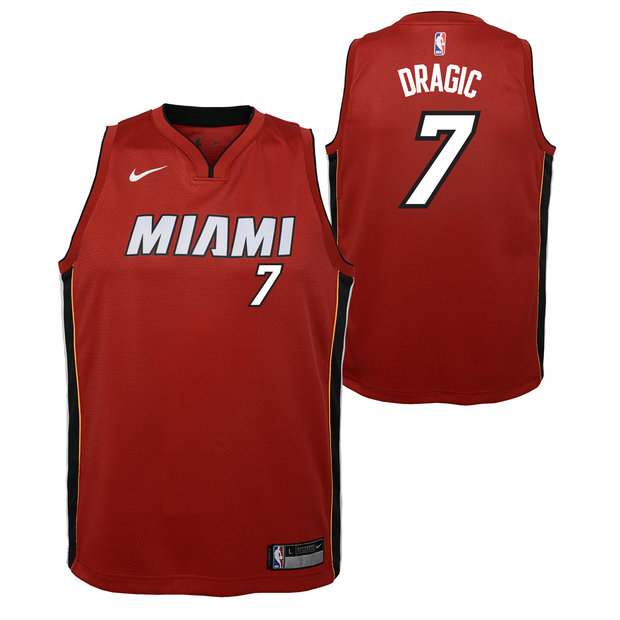 Goran Dragic - Adolescentes Miami Heat Nike Statement Swingman Camiseta de la NBA