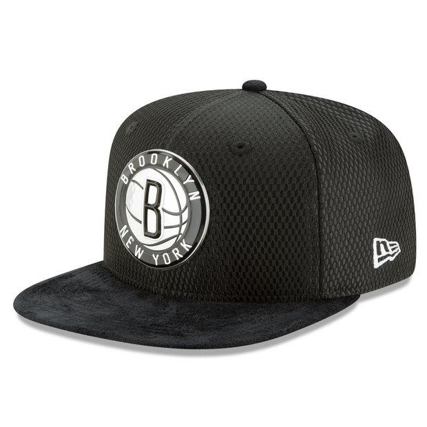 Gorra Brooklyn Nets New Era 2017 Official On-Court 9FIFTY Snapback Cap En  Madrid 3a677c39423