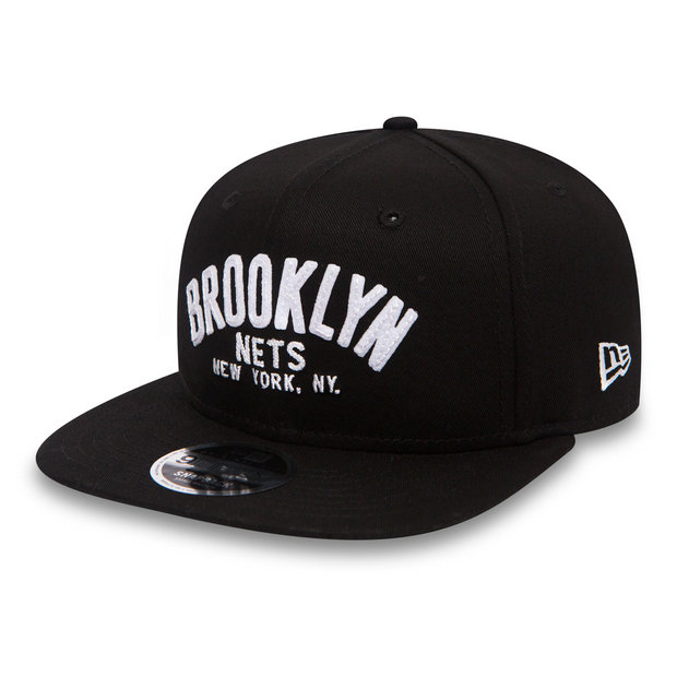 Gorra Brooklyn Nets New Era Felt Script 9FIFTY Snapback