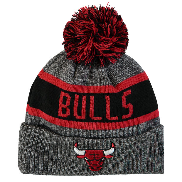 Gorra Chicago Bulls New Era Marl Pom Knit - Youth