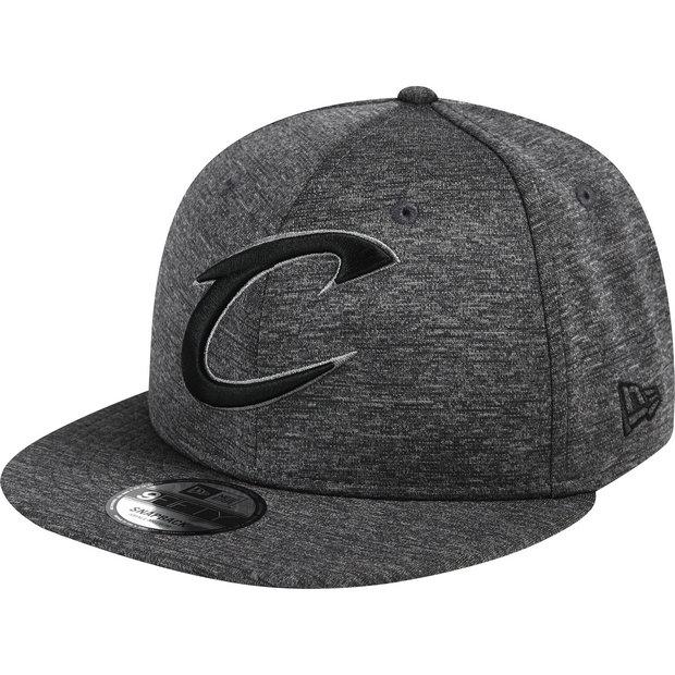 47a7ba9010f1 Gorra Cleveland Cavaliers New Era Graphite Team Logo 9FIFTY Snapback ...