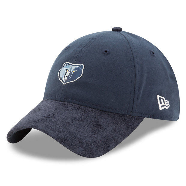 Gorra Memphis Grizzlies New Era 2017 Official On-Court 9TWENTY Adjustable Cap