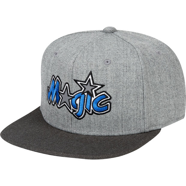 Gorra Orlando Magic Hardwood Classics Embroidered Logo Snapback Cap