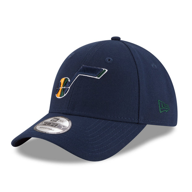 Gorra Utah Jazz New Era The League 9FORTY Adjustable Cap