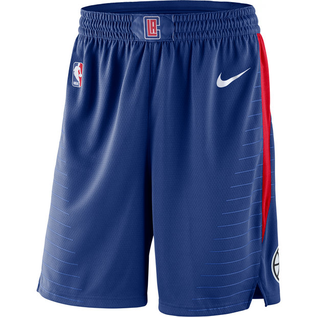 Los Angeles Clippers Nike Icon Swingman Pantalones cortos - Adolescentes