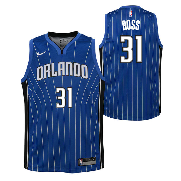 Terrence Ross - Adolescentes Orlando Magic Nike Icon Swingman Camiseta de la NBA