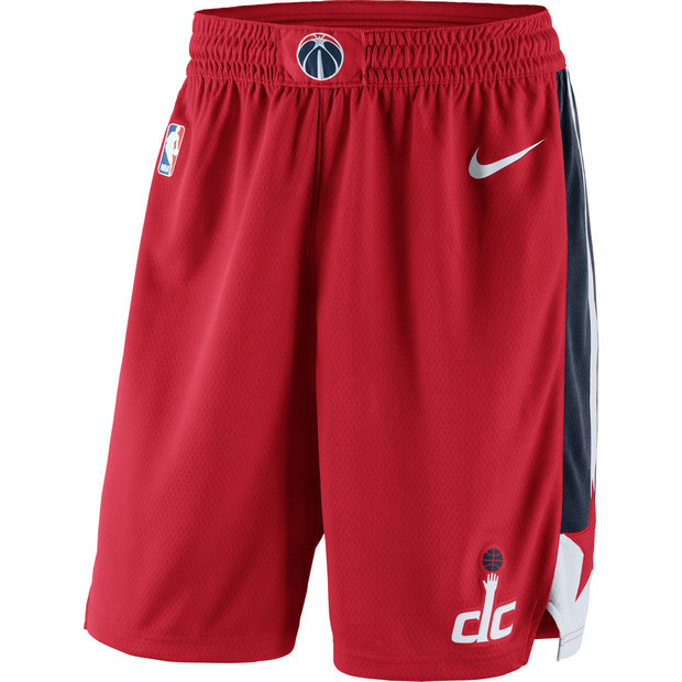 Washington Wizards Nike Icon Swingman Pantalones cortos - Adolescentes