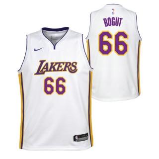 Andrew Bogut - Adolescentes Los Angeles Lakers Nike Icon Swingman Camiseta de la NBA Venta a Bajo Precio
