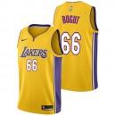 Moda Andrew Bogut - Hombre Los Angeles Lakers Nike Icon Swingman Camiseta