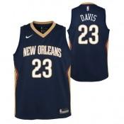 Anthony Davis #23 - Adolescentes New Orleans Pelicans Nike Icon Swingman Camiseta de la NBA Ventas Baratas Galicia