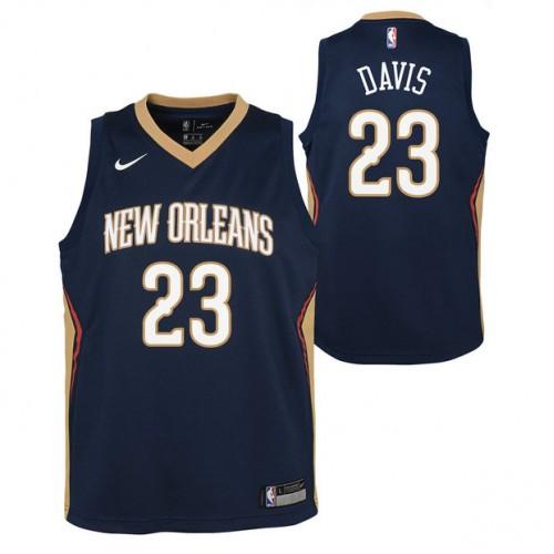 Anthony Davis  23 - Adolescentes New Orleans Pelicans Nike Icon Swingman  Camiseta de la NBA Ventas Baratas Galicia eb5daa50415