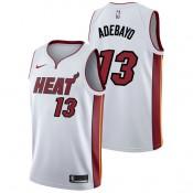 Bam Adebayo - Hombre Miami Heat Nike Association Swingman Camiseta de la NBA Dinero en menos