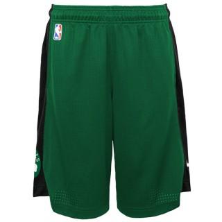 Boston Celtics Nike Practise Pantalones cortos - Clover/Negro - Adolescentes Venta