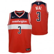 Bradley Beal - Adolescentes Washington Wizards Nike Icon Swingman Camiseta de la NBA Venta españa