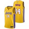 Brandon Ingram - Hombre Los Angeles Lakers Nike Association Swingman Camiseta de la NBA Ventas Baratas Asturias