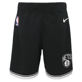 Brooklyn Nets Nike Icon Replica Pantalones cortos - Niños Madrid Tienda