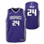 Buddy Hield - Adolescentes Sacramento Kings Nike Icon Swingman Camiseta de la NBA Tienda En Madrid