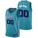 Charlotte Hornets Jordan Icon Swingman Camiseta de la NBA - Personalizada - Hombre Compras En Línea