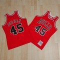 Chicago Bulls Michael Jordan 1994-95 Road 45 Authentic Camiseta By Mitchell & Ness España Precio