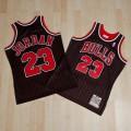 Baratas Chicago Bulls Michael Jordan 1995-96 Alternate Authentic Camiseta By Mitchell & Ness