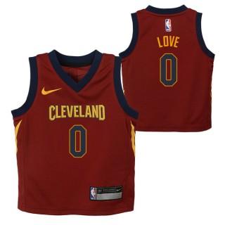 Comprar Cleveland Cavaliers Nike Icon Replica Camiseta de la NBA - Kevin Love #0 - Niño