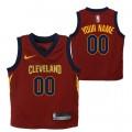 Comprar nuevo Cleveland Cavaliers Nike Icon Replica Camiseta de la NBA - Personalizada - Niño