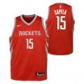 Clint Capela - Adolescentes Houston Rockets Nike Icon Swingman Camiseta de la NBA Outlet Bonaire