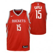 Clint Capela - Adolescentes Houston Rockets Nike Icon Swingman Camiseta de la NBA Outlet Bonaire