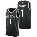 D Angelo Russell - Hombre Brooklyn Nets Nike Icon Swingman Camiseta de la NBA Ventas Baratas Asturias