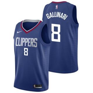 Danilo Gallinari - Hombre Los Angeles Clippers Nike Icon Swingman Camiseta de la NBA En Venta