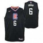 España DeAndre Jordan #6 - Adolescentes Los Angeles Clippers Nike Statement Swingman Camiseta de la NBA