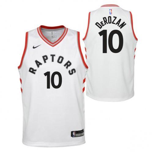 DeMar Derozan - Adolescentes Toronto Raptors Nike Association Swingman Camiseta  de la NBA Precio Tienda 24758617bc265