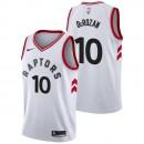 DeMar Derozan - Hombre Toronto Raptors Nike Association Swingman Camiseta de la NBA Ofertas