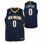Demarcus Cousins - Adolescentes New Orleans Pelicans Nike Icon Swingman Camiseta de la NBA Outlet Barcelona
