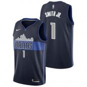Dennis Smith Jnr - Hombre Dallas Mavericks Nike Statement Swingman Camiseta de la NBA Espana