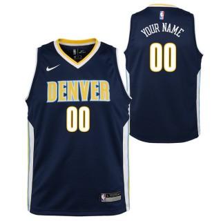 Denver Nuggets Nike Icon Swingman Camiseta de la NBA - Personalizada - Adolescentes Outlet Leganes