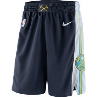 Denver Nuggets Nike Icon Swingman Pantalones cortos - Adolescentes Promoción