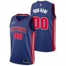 Detroit Pistons Nike Icon Swingman Camiseta de la NBA - Personalizada - Hombre Outlet Caspe