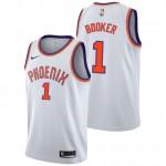 Devin Booker - Hombre Phoenix Suns Nike Classic Edition Swingman Camiseta Oficiales