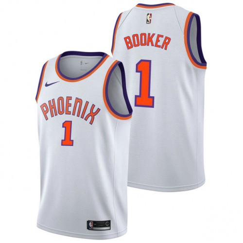 11235777fac9d Devin Booker - Hombre Phoenix Suns Nike Classic Edition Swingman Camiseta  Oficiales