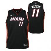 Dion Waiters - Adolescentes Miami Heat Nike Icon Swingman Camiseta de la NBA Outlet Leganes