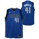 Dirk Nowitzki #41 - Adolescentes Dallas Mavericks Nike Icon Swingman Camiseta de la NBA Ventas Baratas Oviedo