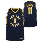 Domantas Sabonis - Adolescentes Indiana Pacers Nike Icon Swingman Camiseta de la NBA Baratas España