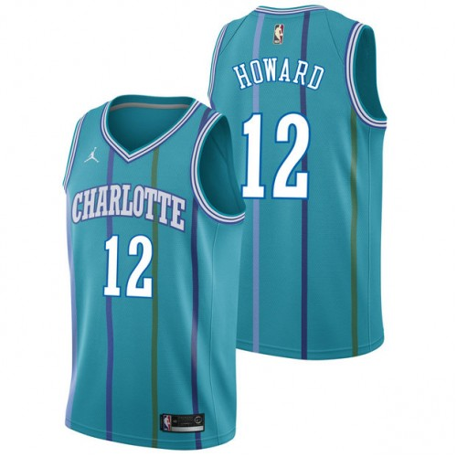 Dwight Howard - Hombre Charlotte Hornets Jordan Classic Edition Swingman  Camiseta Ofertas e84fdf5abf575